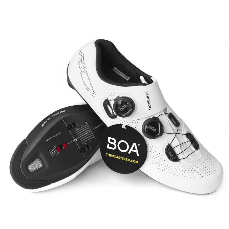 1afd1abf561 SHIMANO SH-RC7 RC701 CYCLING SHOE MEN S SPD SL Road Bike Shoes Riding  Equipment