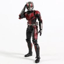 Avengers fourmi homme Carol Danvers amérique Hawkeye noir veuve étoile seigneur docteur étrange Thanos fer homme Hulk Thor figurine jouet