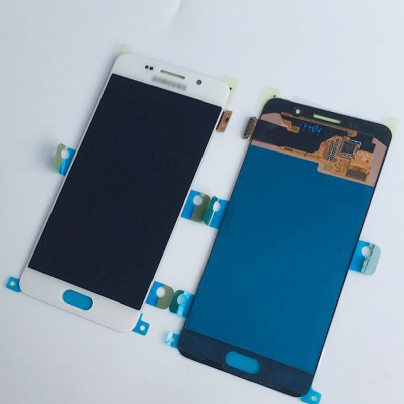 White For SAMSUNG Galaxy A310 A3100 A310F LCD display Screen Touch Digitizer Assembly Original quality