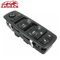 4602533AF 68110866AA Front Left Electric Master Power Control Window Switch for Dodge For Jeep 2007 2012 Nitro Journey Liberty