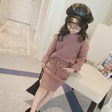 Baby Kids Clothing Set 2Pcs Dress Long Sleeve