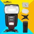 INSEESI IN-560IV Для Canon Nikon Pentax Panasonic Olympus Sony Камера КАК JY680A Viltrox Triopo TR-950 Беспроводной Вспышки Speedlite
