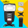 Inseesi in-560iv para canon nikon pentax olympus panasonic sony cámara como viltrox jy680a triopo tr-950 flash inalámbrico speedlite