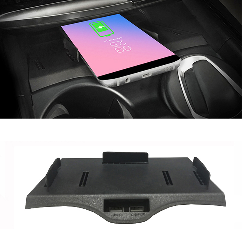 <font><b>For</b></font> <font><b>BMW</b></font> 5 6 Series G30 G32 G38 GT 2017 2018 2019 car QI wireless charger charging <font><b>case</b></font> phone holder accessories <font><b>for</b></font> <font><b>iPhone</b></font> <font><b>8</b></font> X image