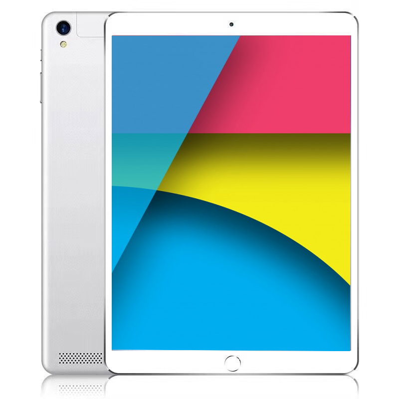 Free Shipping 10.1 inch official 3G Phone Call Google Android 6582 Quad Core IPS pc Tablet WiFi 2GB+16GB 32GB metal tablet pc