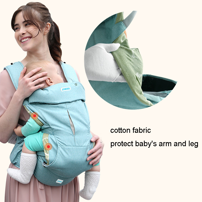 Activity & Gear Baby Carrier Airbag Hipseat Fill Adjust Carrie Wide Infant Comfortable Sling Backpack O-type Legs Ergonomic Baby Carriers