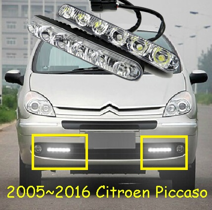 Grand C4 Picasso daytime light,LED,Free ship!2pcs/set+wire,Grand C4 Picasso fog light,Grand C4 Picasso очки корригирующие grand очки готовые 2 0 g1178 c4