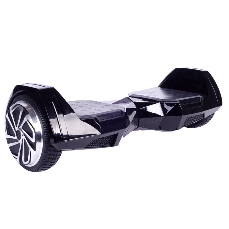 US stock UL2722 hoverboard 6.5inch Samsung battery Electric Skateboard steering-wheel Smart 2wheel self Balance Standing scooter