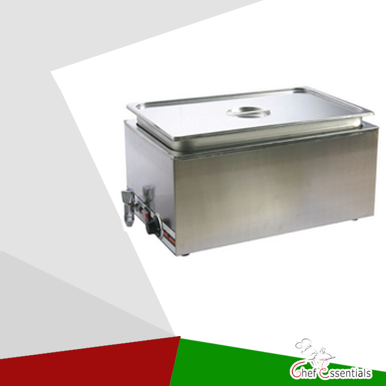 PKLH-K165BT-1 #201&#304stainless steel Bain Marie for hotel food warming showcase soup display for Buffet 1 2m food warmer displayer cheaper warming showcase for sale