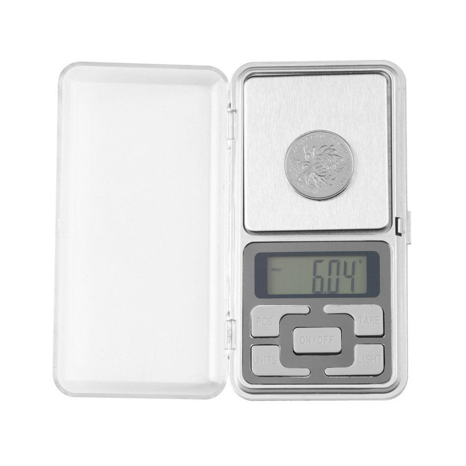 1 vnt 200 g / 0,01 g elektroninės mini skaitmeninės kišenės - Matavimo prietaisai - Nuotrauka 6
