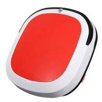 충전식 스마트 로봇 2000Pa 진공 청소기 습식 청소 무선 자동 먼지 스위퍼 기계 홈 청소 Eu 플러그
