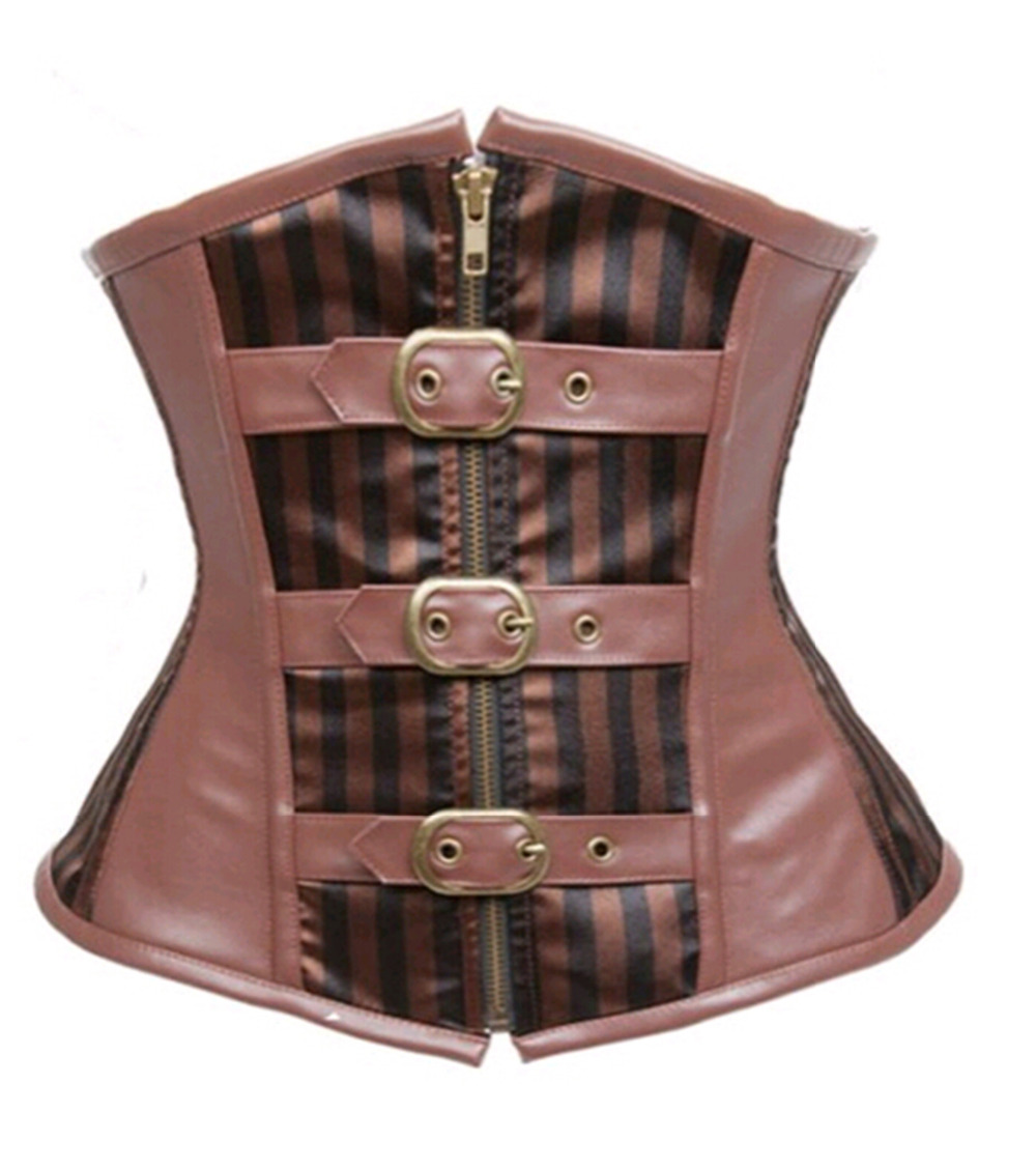 Size : L Boned Waist Training Corset Royal Gothic Lace Up Steampunk Corset Waistcoat Ladys Bodyshaper Plus Size Womens Overbust Waist Cincher Bustier Top with String Clubwear Black