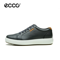 ECCO 2019 sports and leisure men's shoes, fashionable soft and comfortable wear resistant shoes, cool 430004