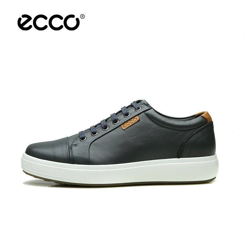 ECCO 2019 Sports And Leisure Men's Shoes, Fashionable Soft And Comfortable Wear-resistant Shoes, Cool 430004