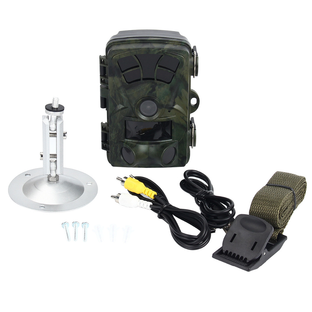 Outlife HC300M 12MP 940nm Trail Cameras MMS GPRS Digital Scouting Hunting Camera Trap Cameras Night Vision Wildlife Camera scouting hunting camera trap hc300m new