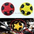 Cnc de aluminio de la motocicleta del motor accesorios de protección cubierta del enchufe del motor protector de enchufe universal para honda msx125 grom msx125sf