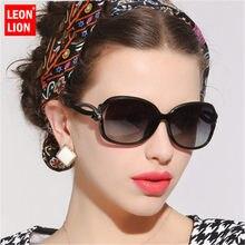 Leonlion 2021 borboleta espelho pé óculos de sol feminino plástico oval óculos de sol viagem luxo uv400 lunette soleil femme