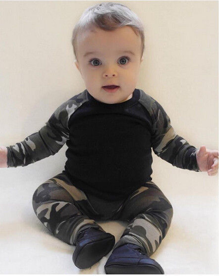 Officially Licensed Army clothing for babies. Quality constructed clothing.
