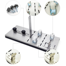 NEW Glass Bottle Cutter Cutting Thickness 2-12 mm Aluminum Alloy Better Cutting Control Create Glass Sculptures 223x172 mm 4wire new touch glass
