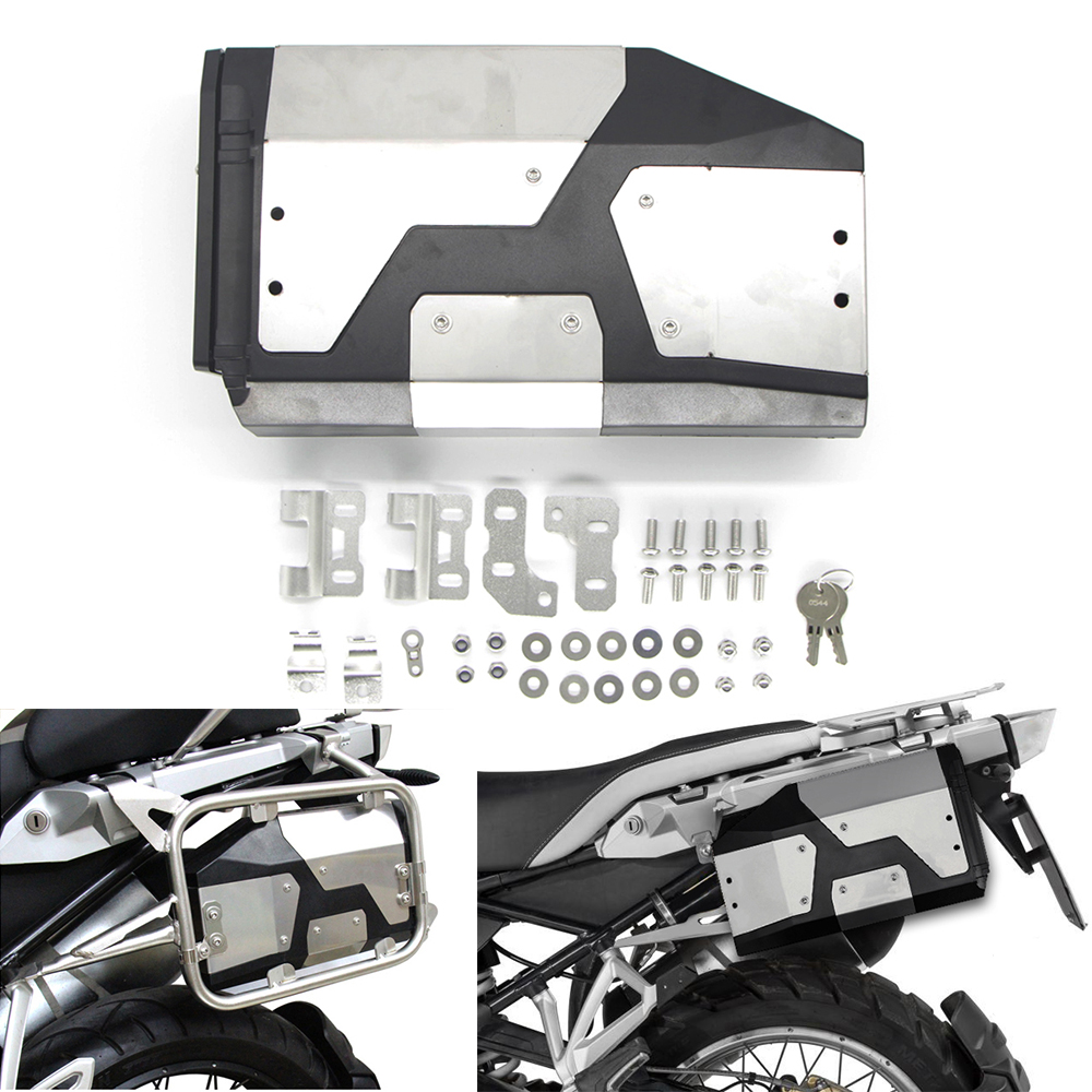 All New For BMW R1250GS ADV R 1200 GS LC 2004 2019 Decorative Aluminum Box Toolbox
