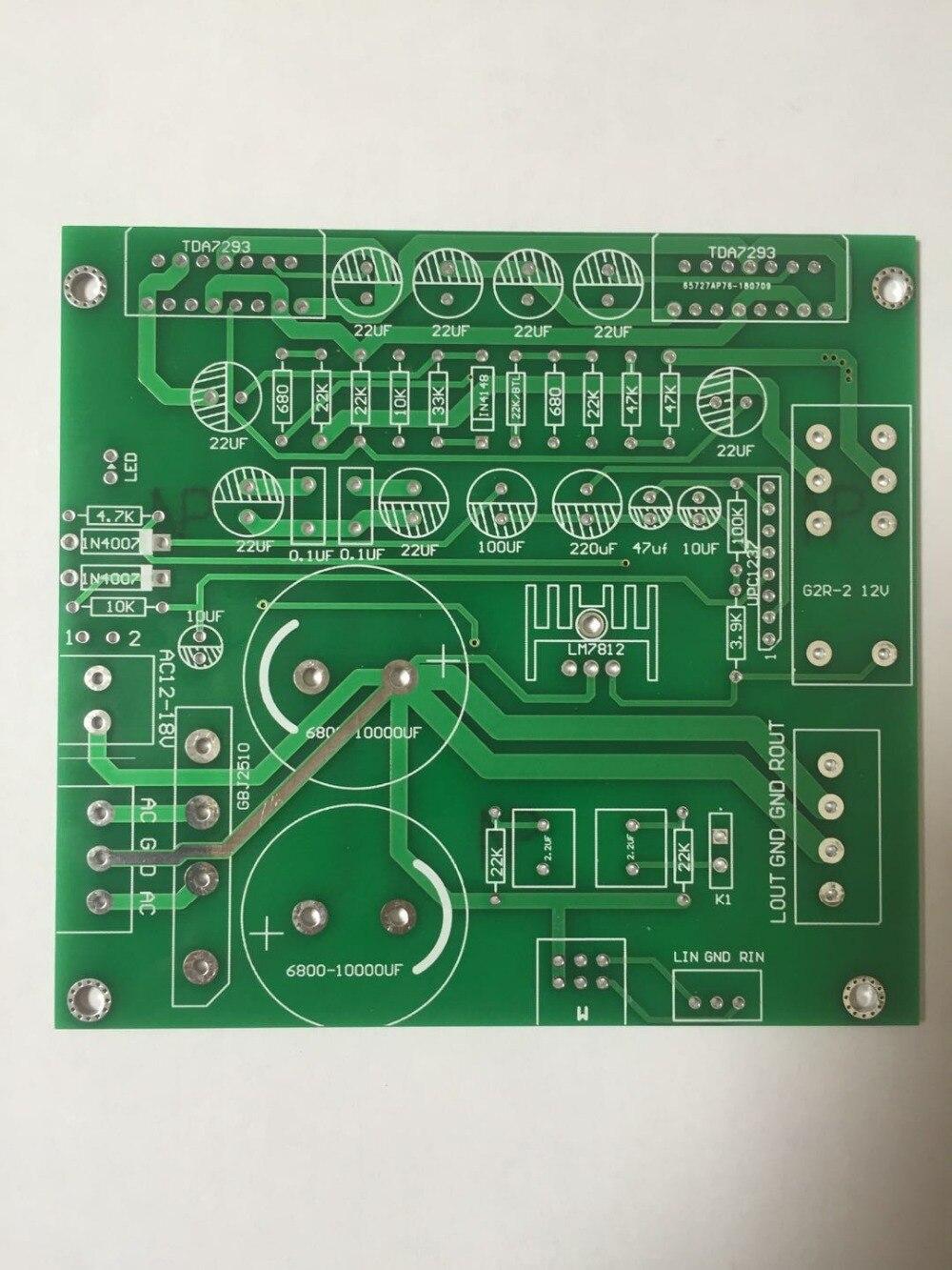 NEW GENUINE ST TDA7293 TDA 7293 Audio Amp ICs audio amplifier chip Gut