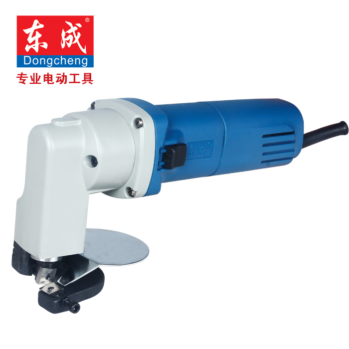 710W nagyteljesítményű fémnyíró 2,5 mm-es elektromos fúrógép - Elektromos kéziszerszámok - Fénykép 1