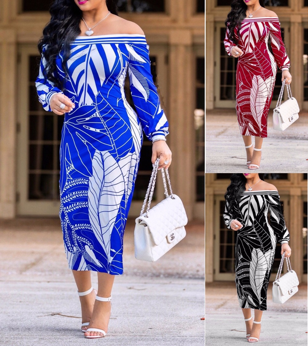 African Print Fashion: 2018 New Fashion Design Traditional African Clothing Print