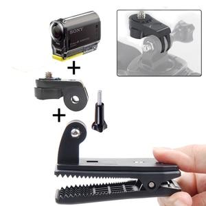 Image 5 - Jacqueline per Kit di Accessori Set per Sony Action Cam HDR AS20 AS200V AS30V AS15 AS100V AZ1 mini FDR X1000V/W 4 k Action cam