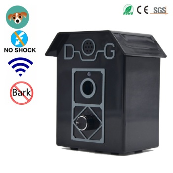 Waterproof outdoor anti barking device function guider