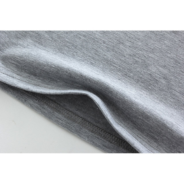 Hot Sale New spring high-elastic cotton t-shirts men's long sleeve v neck tight t shirt free CHINA POST shipping Asia S-XXXXXL 4