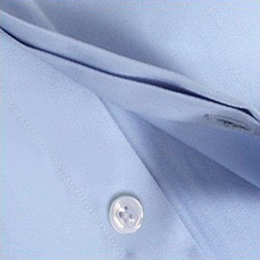 ORINERY Hot Sale Solid Dress Shirt Men New Designer French Cuff Shirt With Cufflinks Fashion Camisa Masculina Wedding Shirt