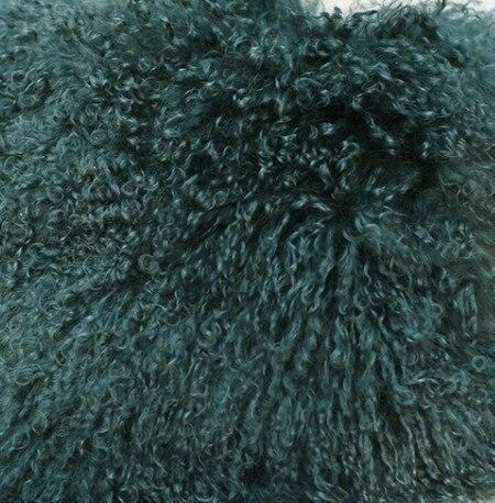 CX-G-B-51C настоящий монгольский овечка меховой жилет женский сексуальный короткий жилет зимнее пальто Меховая куртка - Цвет: Армейский зеленый