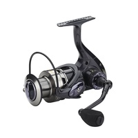 New Web Debut, SG11 Fishing Spinning Baitcasting Reel,10+1BB, Aluminum, Two-Speed Gear Ratio, CNC Handle,Front Drag