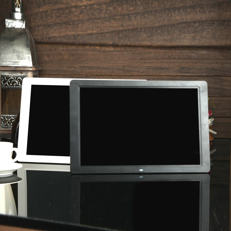 15 pulgadas TFT retroiluminación LED HD 1280*800 marco Digital de ...