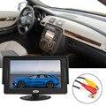 Hot 4.3 Polegada 480x272 Canais de Entrada Monitor de Visão Traseira Do Carro com o Pocket-sized Display LCD TFT a Cores