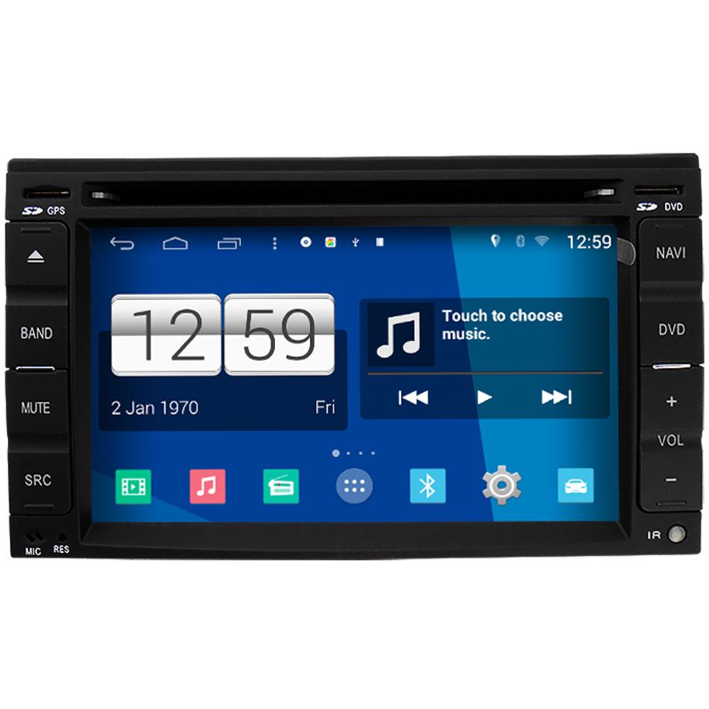 Winca S160 Android 4.4 System Car DVD GPS Headunit Sat Nav for Nissan Patrol 2004 2010 with Wifi / 3G Host Radio Stereo