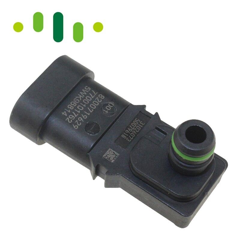 Image 3 - MAP BOOST PRESSURE SENSOR For RENAULT KANGOO CLIO ESPACE LAGUNA MASTER SCENIC TWINGO TRAFIC 8200719629 5WK96814 7700101762-in Pressure Sensor from Automobiles & Motorcycles