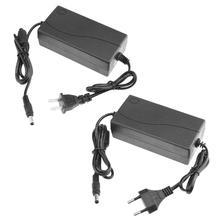 100V 240V AC DC 14V 5A güç kaynağı adaptörü dönüştürücü 5.5*2.5 2.1mm ITX güç/LCD/ LED ekran ab abd adaptörü