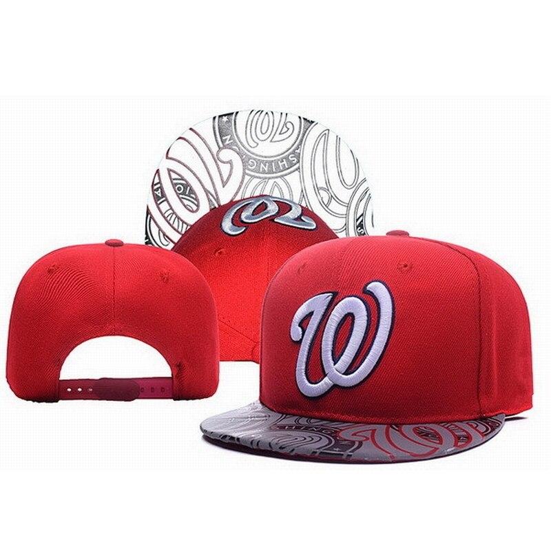 ... wholesale hat viet nacionales de washington nationals gorras de béisbol  hombres ajustable deporte snapback bordado muj ... 65a5fcbb1f26