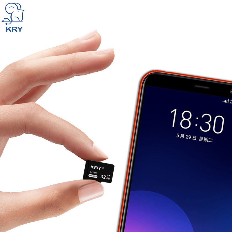 Memory Card 128GB 64GB 32GB 16GB 8GB SD TF Card Class10 Flash Card 8 16 32 64 128 GB Cartao De Memoria with Adapter(China)