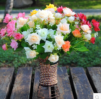Popular Country Wedding Bouquets Buy Cheap Country Wedding