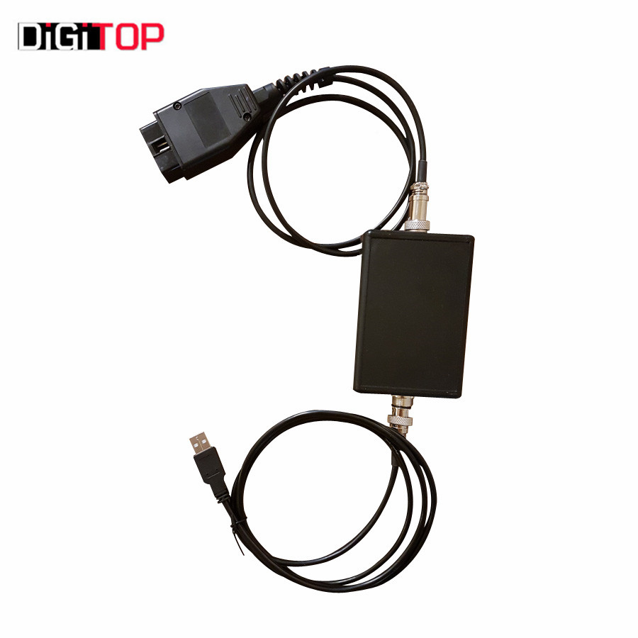 Best Quality for DAF VCI lite (V1) Professional Diagnose and Programming Tool for DAF