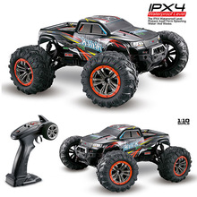 Высокое качество 9125 2,4 г 1:10 1/10 масштаба гоночных автомобилей 4WD 46 км/ч быстро Скорость внедорожных автомобилей RC игрушка