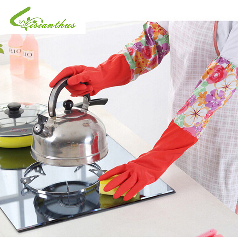 Long dress gloves black kettle