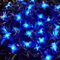 10 м Светодиодов Строка Фея огни 3D Бабочки Освещения Строки Navidad Guirlande Lumineuse De LED Свадьба Рождественские Огни Luzes Де Натальной