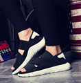 Summer new men's sandals beach lovers Korean version of the trend of casual students of Rome SUB1857