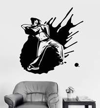 Wall Vinyl decals hip-hop girls nightclub music street dance stickers, home living room hall fashion trend decoration TW11