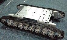 Tracked Caterpillar Robot Crawler
