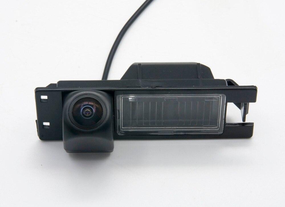 MCCD Fisheye 1080 P câmera de visão traseira do carro para Opel Astra H J CorsaD Meriva UM Vectra C Zafira B FIAT Grande Insignia câmera reversa