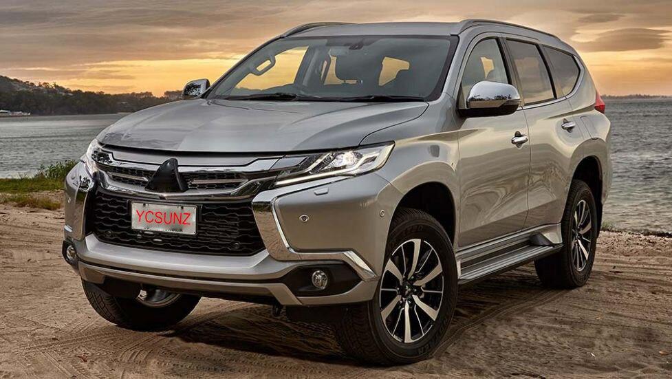 New New Mitsubishi Montero 2017